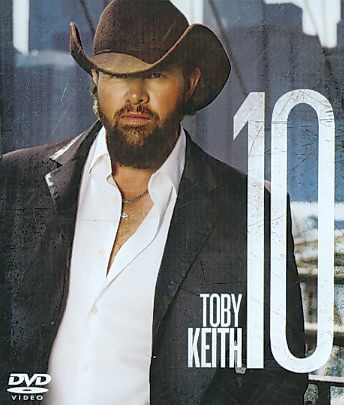 10 BY KEITH,TOBY (DVD)