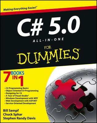 C# 2012 All-in-One for Dummies By Sempf, Bill